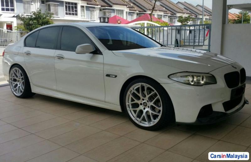 BMW 5 Series 2.2-LITER LUXURY SEDAN Automatic 2012 in Selangor