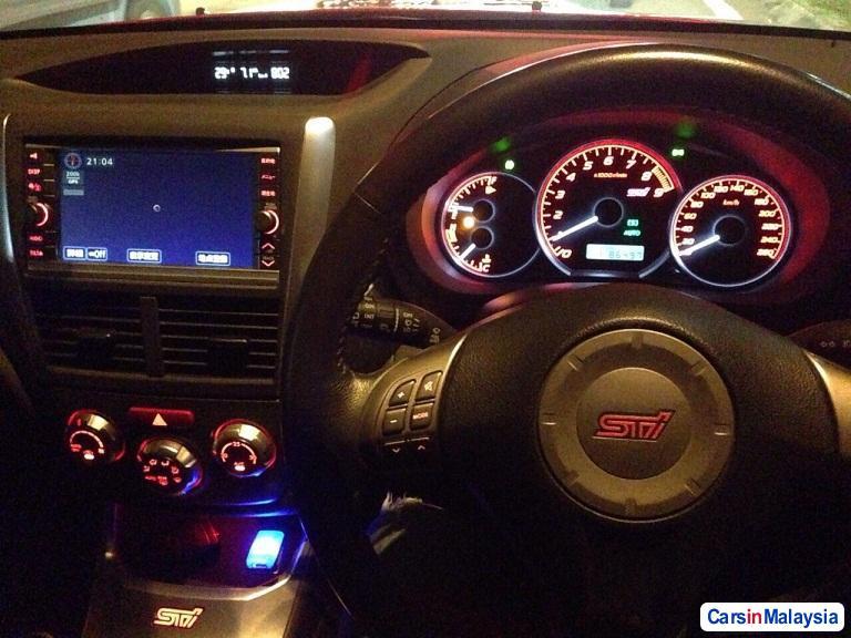 Subaru Impreza 2.0-LITER LUXURY SPORTBACK Manual 2010 in Malaysia