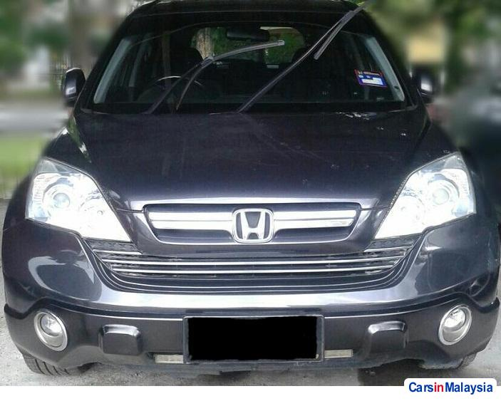 Honda CR-V 2.0-LITER LUXURY FAMILY SUV Automatic 2008 in Malaysia