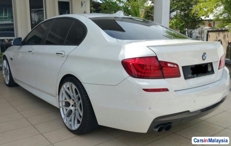 BMW 5 Series 2.2-LITER LUXURY SEDAN Automatic 2012 in Malaysia