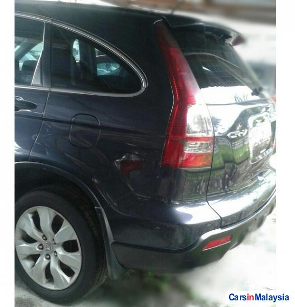 Picture of Honda CR-V 2.0-LITER LUXURY FAMILY SUV Automatic 2008 in Selangor