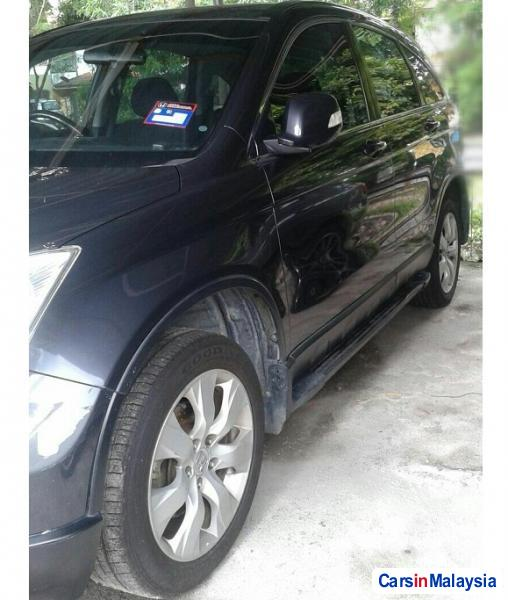 Picture of Honda CR-V 2.0-LITER LUXURY FAMILY SUV Automatic 2008 in Malaysia