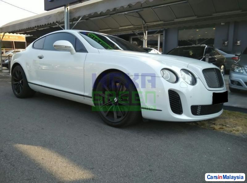 Picture of Bentley Continental GT Automatic 2010