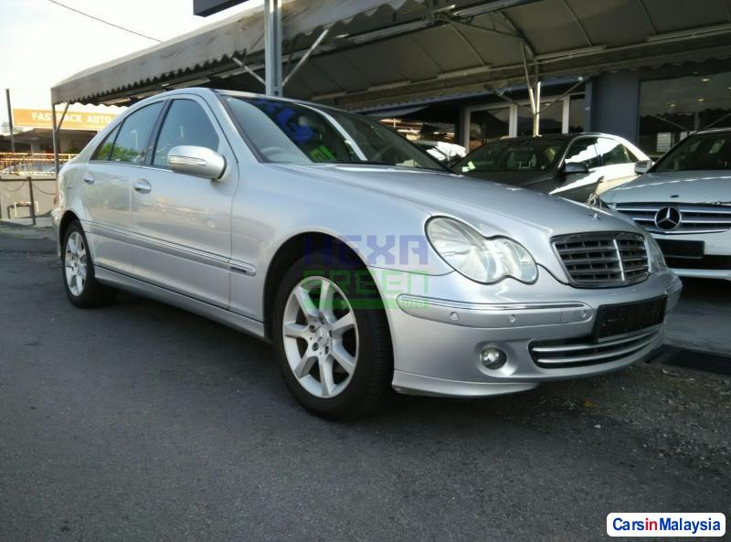 Picture of Mercedes Benz C-Class Automatic 2007
