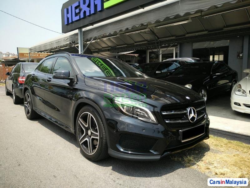 Picture of Mercedes Benz GLA250 Automatic 2015