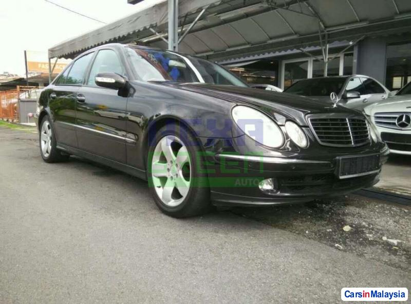 Picture of Mercedes Benz E280 Automatic 2006