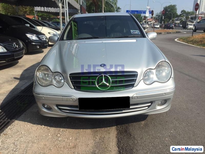 Picture of Mercedes Benz C-Class Automatic