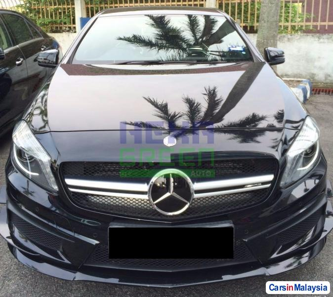 Pictures of Mercedes Benz A-Class Automatic 2015