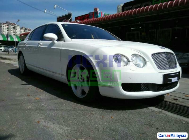 Picture of Bentley Flying Spur Automatic 2006
