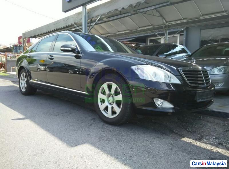Picture of Mercedes Benz S300 Automatic 2007