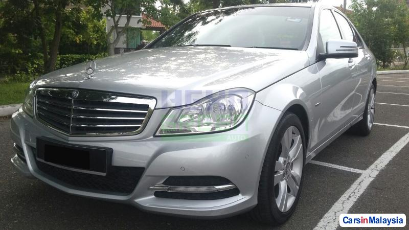 Picture of Mercedes Benz C-Class 2012