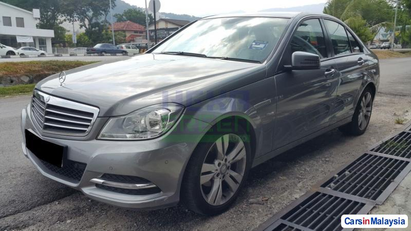 Picture of Mercedes Benz C-Class Automatic 2012