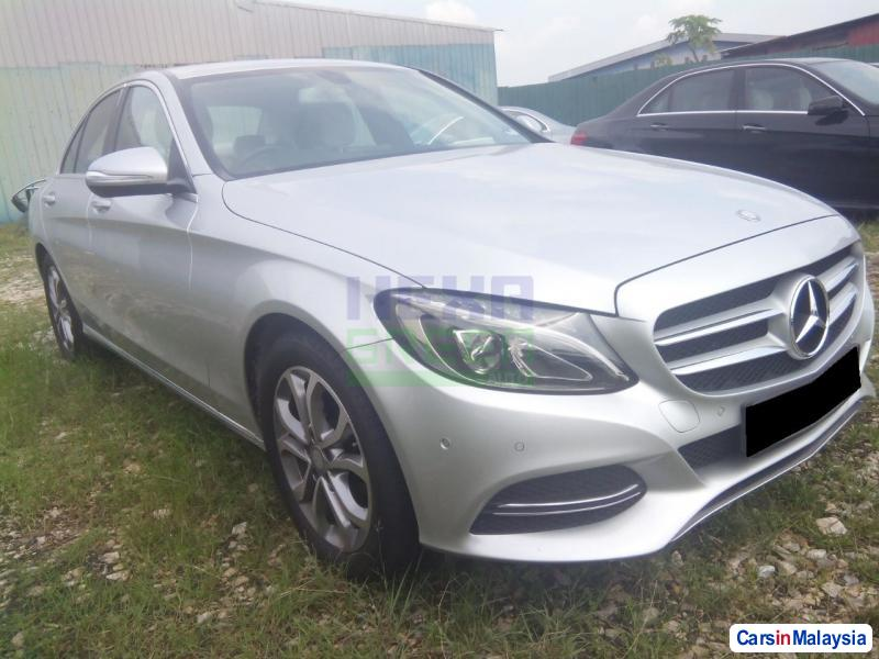 Picture of Mercedes Benz 200 Automatic 2015
