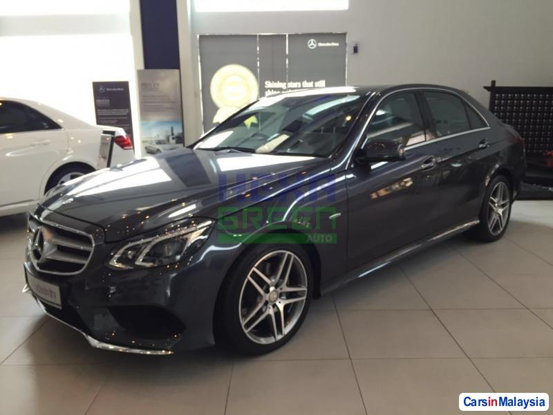 Picture of Mercedes Benz E250 Automatic 2015