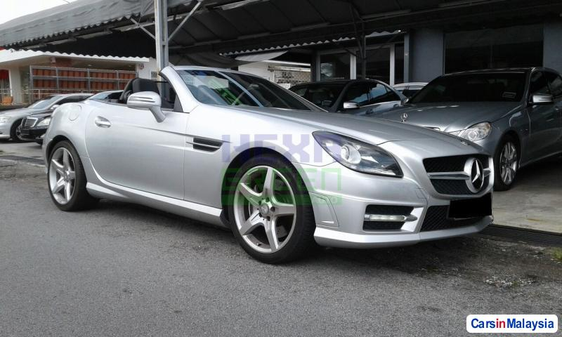 Picture of Mercedes Benz SLK200 Automatic 2012