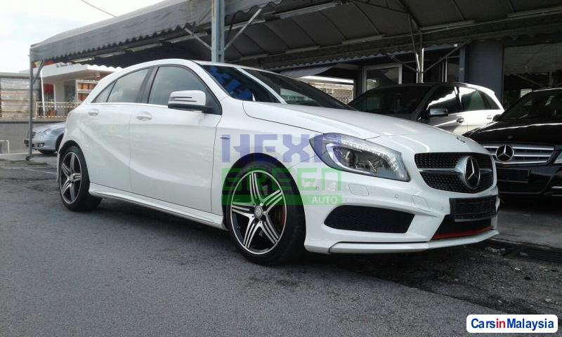 Picture of Mercedes Benz C-Class Automatic 2014