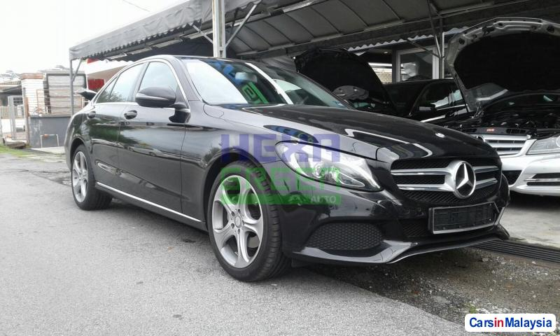 Picture of Mercedes Benz C-Class Automatic 2016
