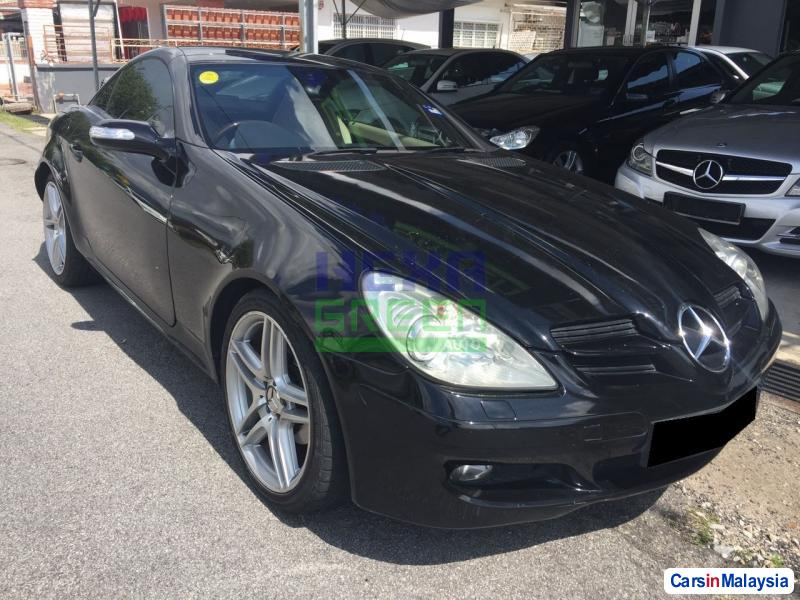 Pictures of Mercedes Benz SLK200K Automatic 2004