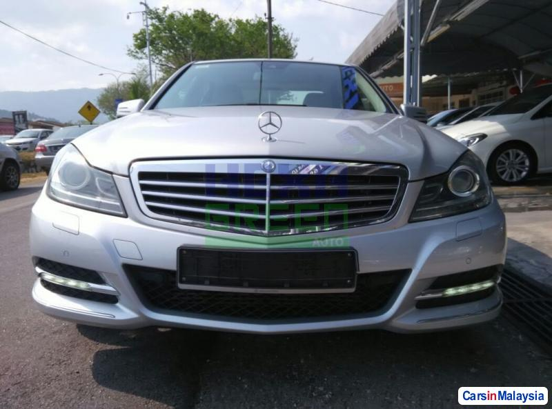 Mercedes Benz C-Class Automatic 2013