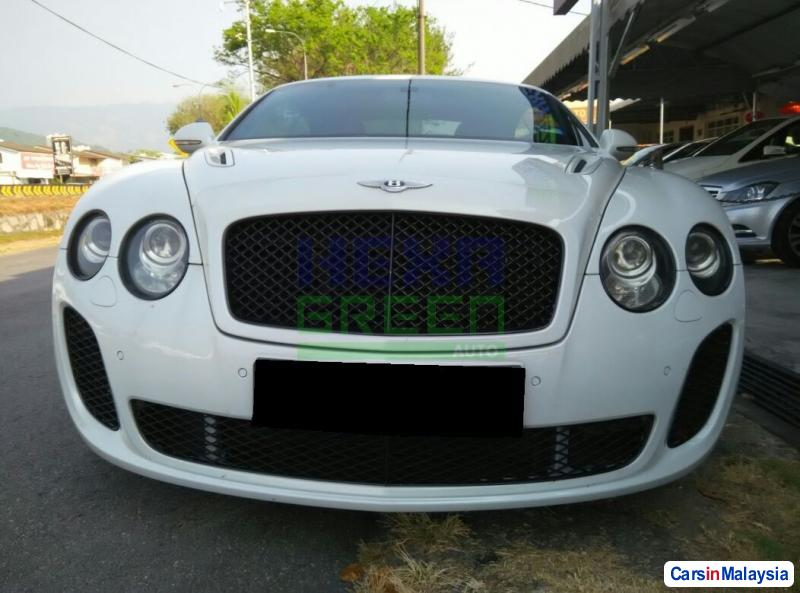 Bentley Continental GT Automatic 2010