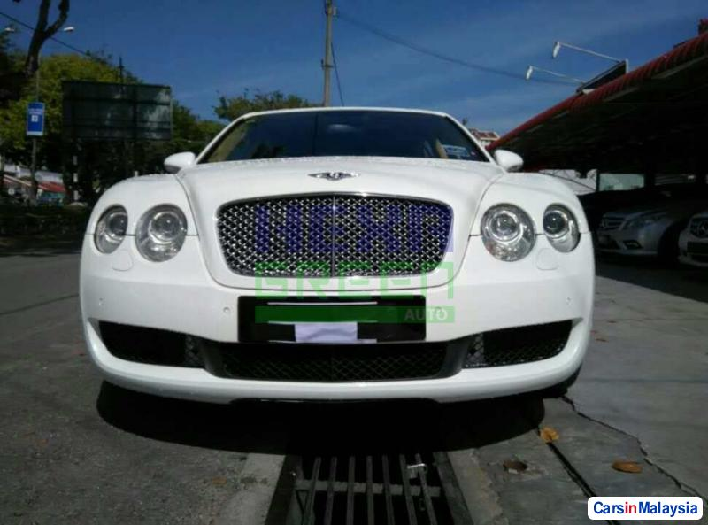 Bentley Flying Spur Automatic 2006