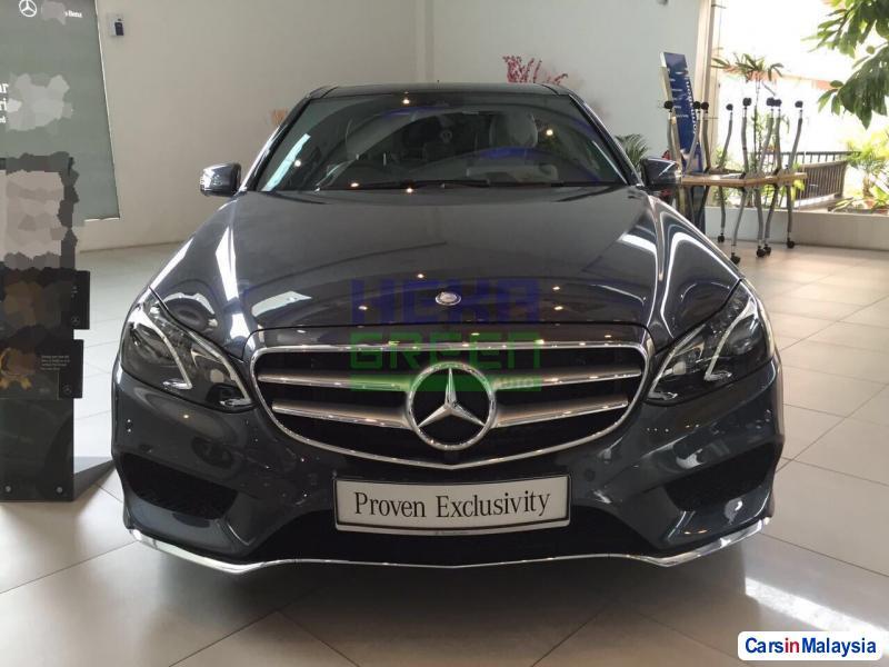 Mercedes Benz E250 Automatic 2015