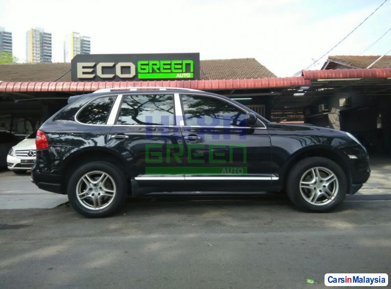 Porsche Cayenne Automatic 2008 in Penang
