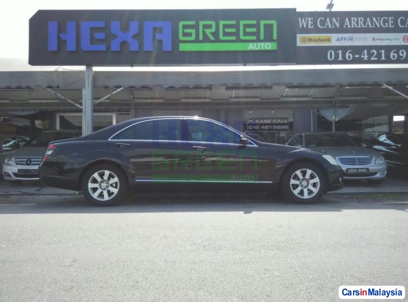 Mercedes Benz S300 Automatic 2007 in Penang