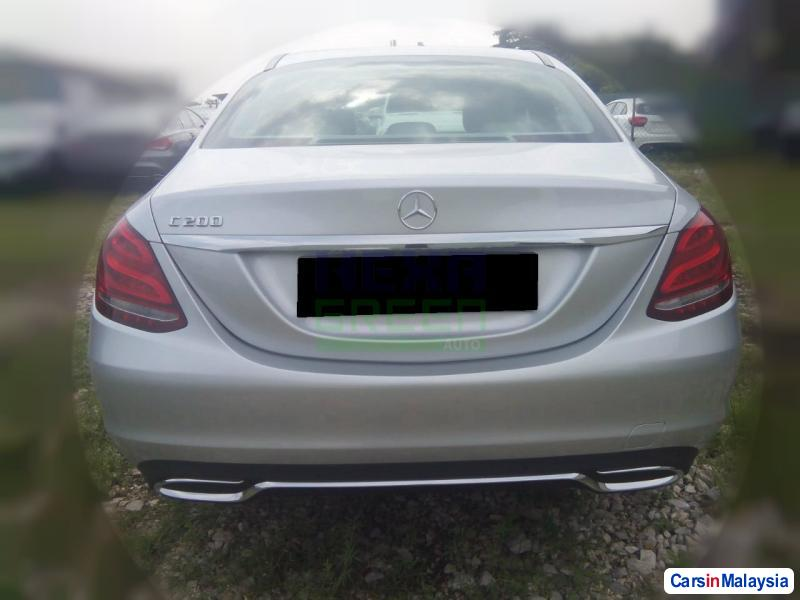 Mercedes Benz 200 Automatic 2015 in Penang