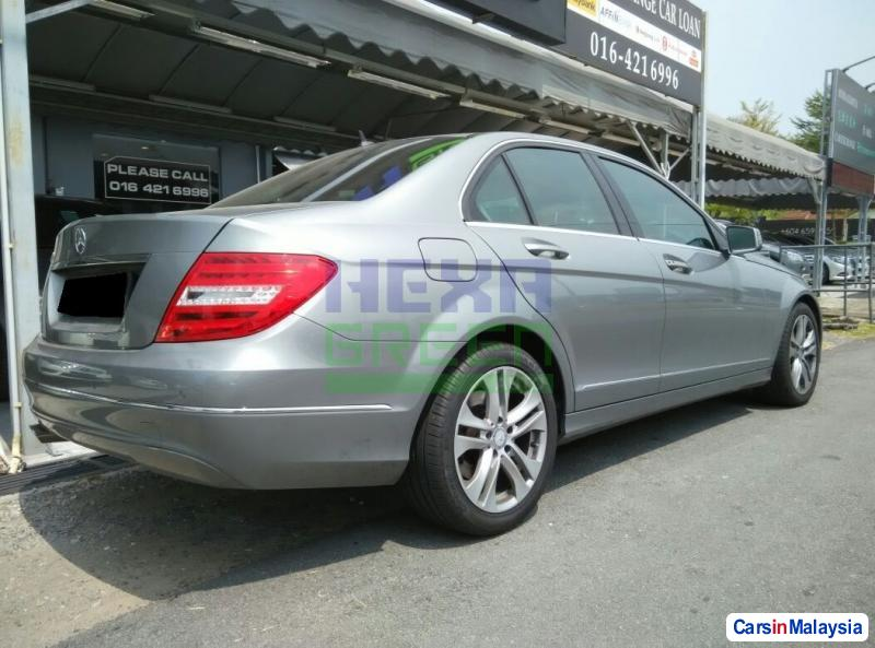 Mercedes Benz C-Class Automatic 2014 in Malaysia