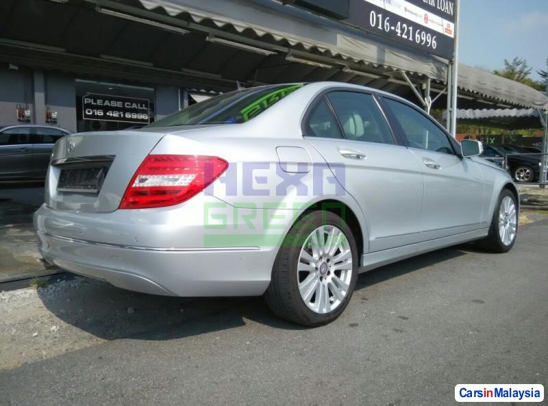 Mercedes Benz C-Class Automatic 2013 in Malaysia