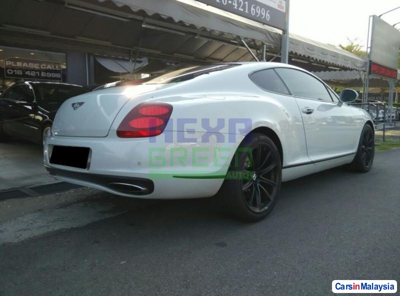 Bentley Continental GT Automatic 2010 in Malaysia