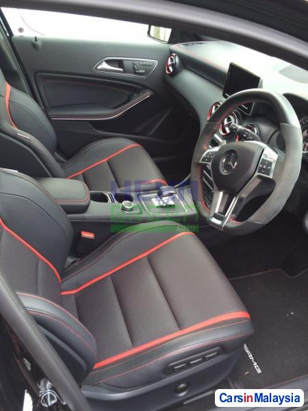Mercedes Benz A-Class Automatic 2015 in Malaysia
