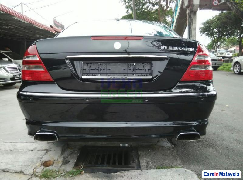 Picture of Mercedes Benz E240 Automatic 2005 in Penang
