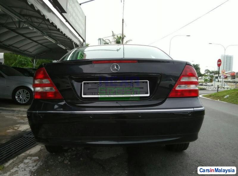 Picture of Mercedes Benz 200 Automatic 2006 in Penang