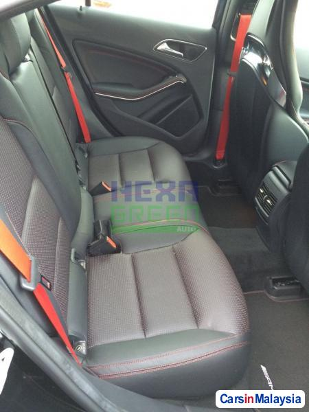 Picture of Mercedes Benz A-Class Automatic 2015 in Penang