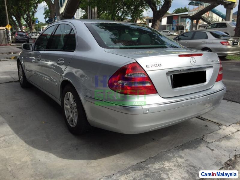 Picture of Mercedes Benz E200K Automatic 2006 in Penang