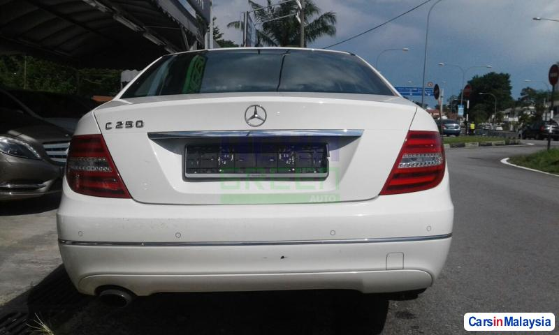Picture of Mercedes Benz C-Class Automatic 2012 in Penang