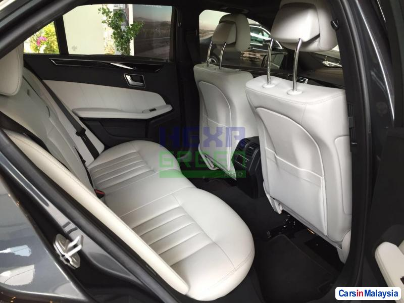 Picture of Mercedes Benz E250 Automatic 2015 in Penang
