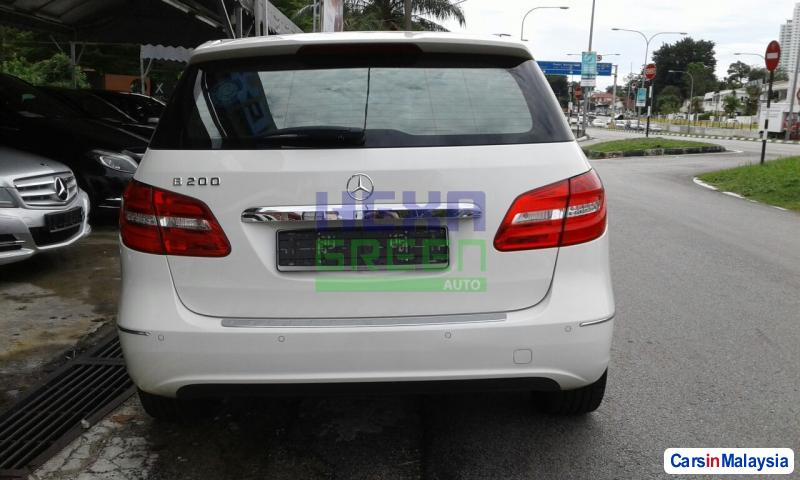 Picture of Mercedes Benz B200 Automatic 2013 in Penang