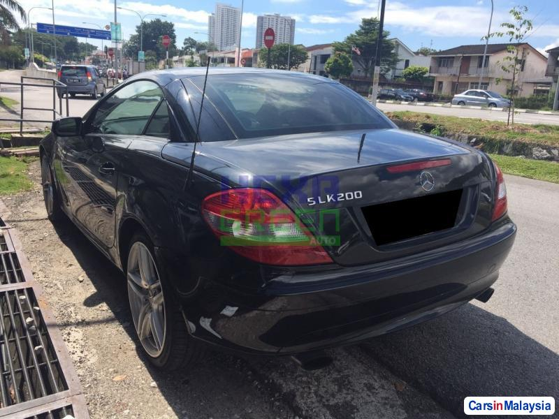 Picture of Mercedes Benz SLK200K Automatic 2004 in Penang