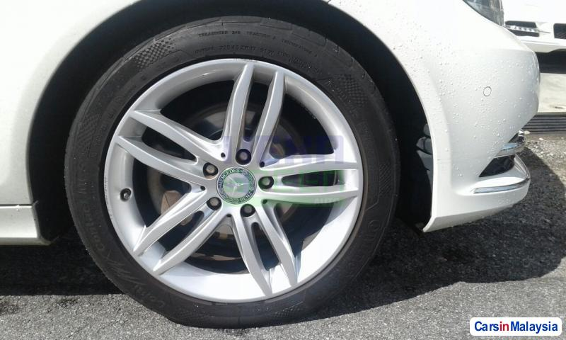 Picture of Mercedes Benz C-Class Automatic 2012 in Malaysia