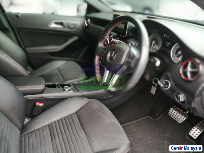 Picture of Mercedes Benz A-Class Automatic 2014 in Malaysia