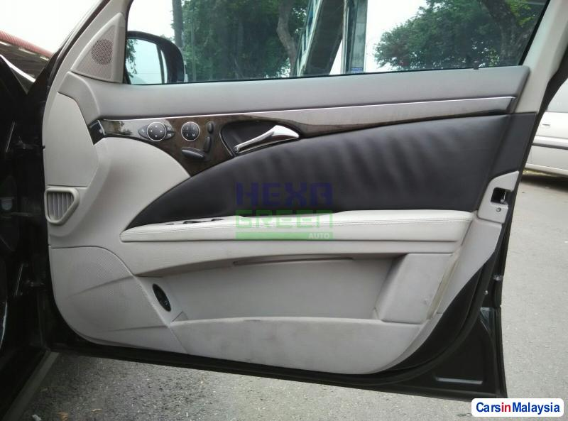 Mercedes Benz E240 Automatic 2005 in Penang - image
