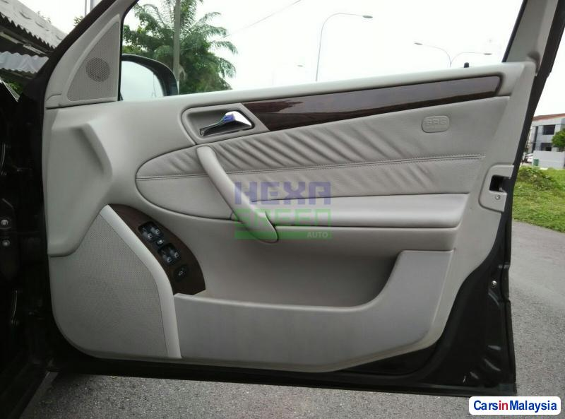 Mercedes Benz 200 Automatic 2006 in Penang - image