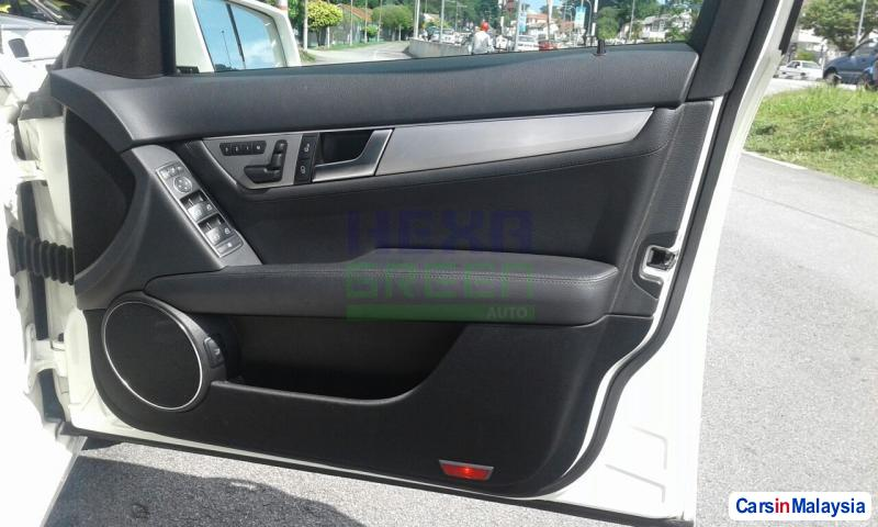 Mercedes Benz C-Class Automatic 2012 in Penang - image