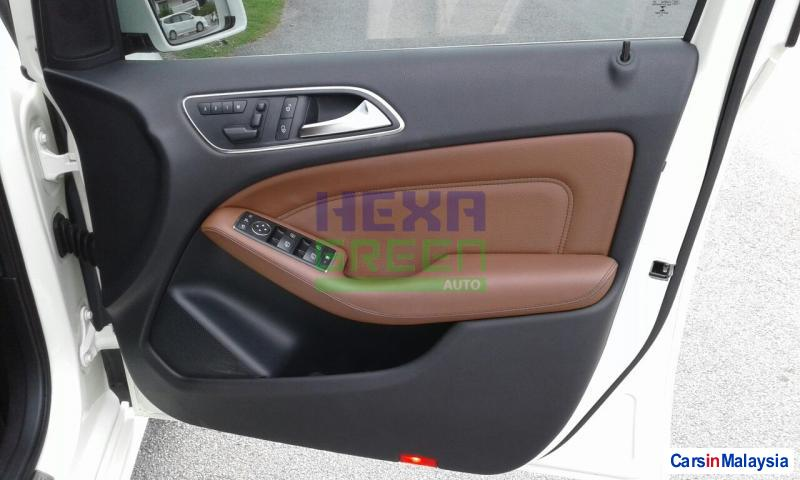 Mercedes Benz B200 Automatic 2013 in Penang - image