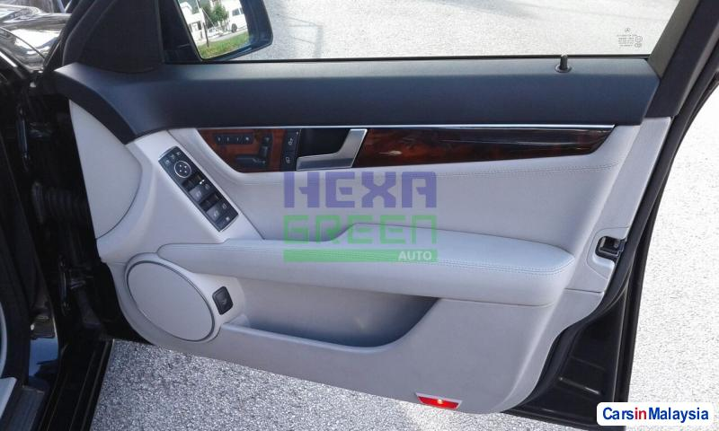Mercedes Benz C-Class Automatic 2011 in Penang - image