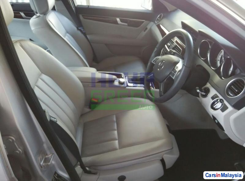 Mercedes Benz C-Class Automatic 2013 in Malaysia - image