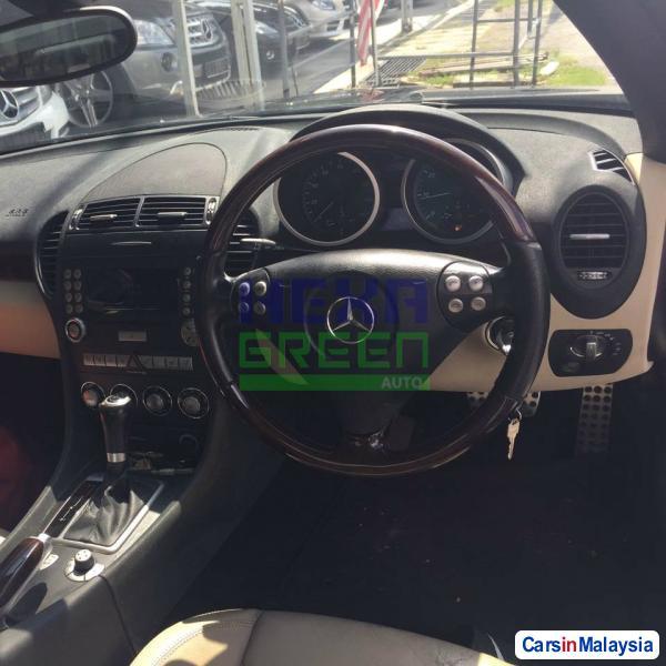 Mercedes Benz SLK200K Automatic 2004 - image 9